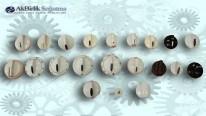 Fırın ve Ocak Düğme Çeşitleri