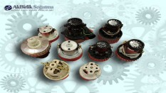 Elektrikli Süpürge Motorları
